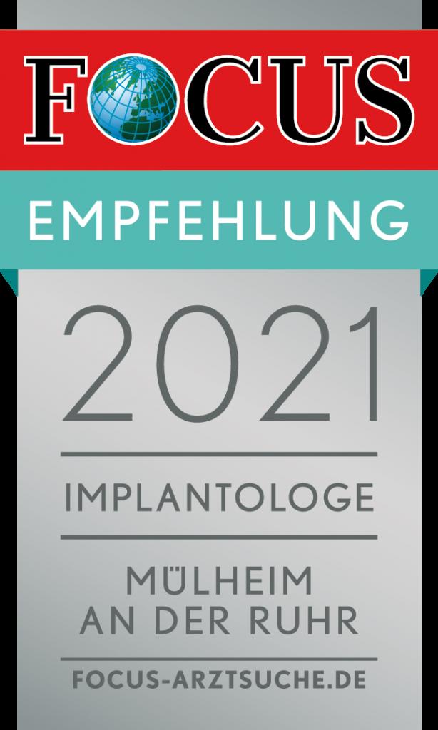 Implantologe in Mühlheim an der Ruhr